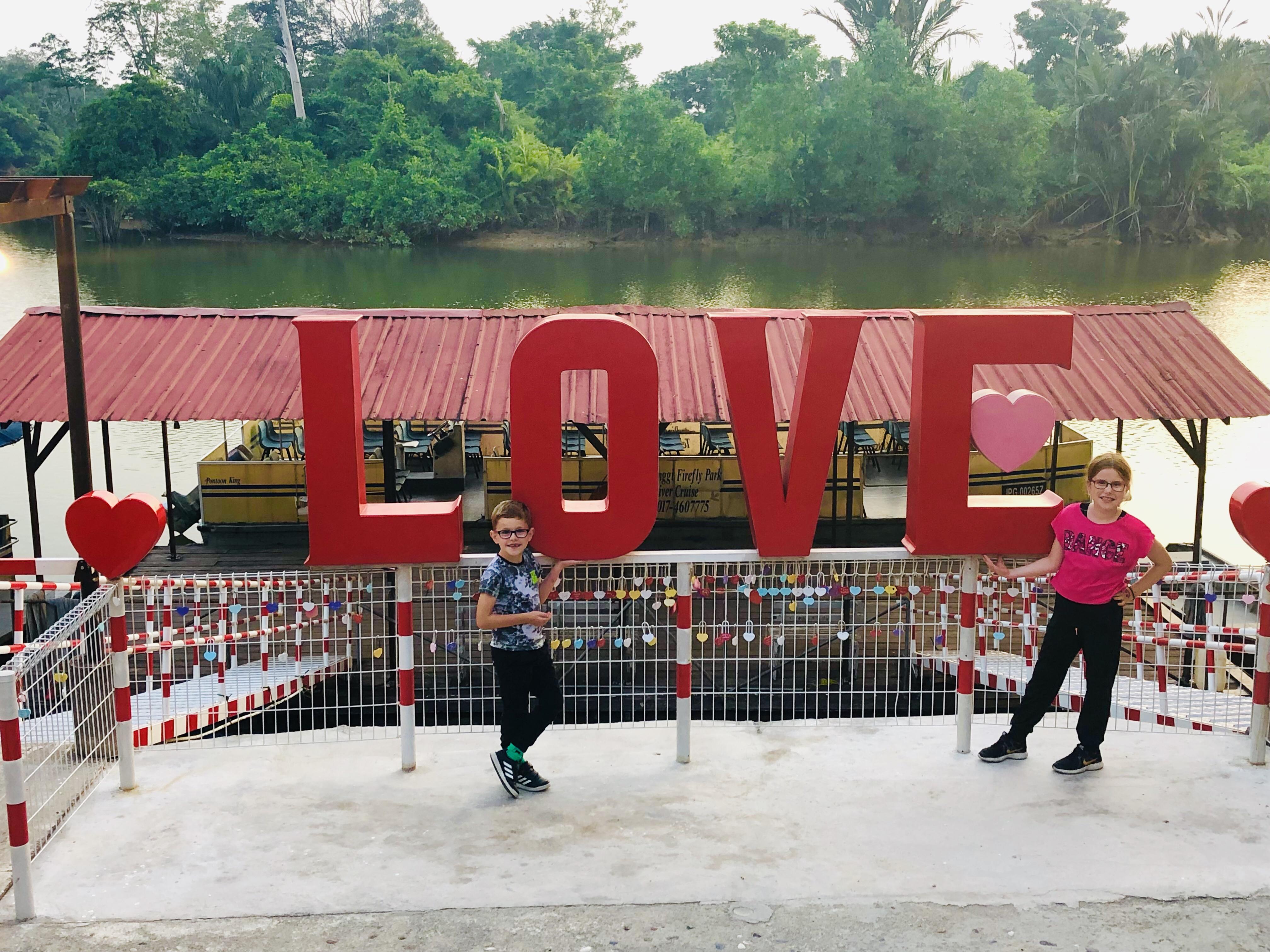 Johor Bahru tips, visiting Kota Tinggi Firely park